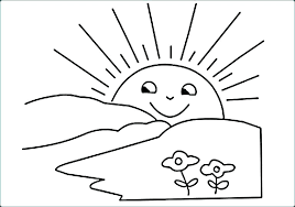 coloring page for van sun coloring pages printable van coloring pages van bedroom coloring