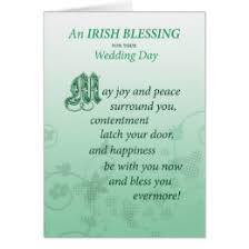 blessing cards celtic blessing cards greeting photo cards zazzle