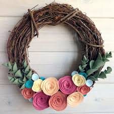 Decorating Grapevine Wreaths For Christmas by Best Decorated Grapevine Wreaths For Spring Products On Wanelo