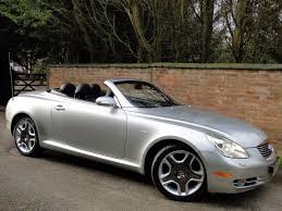 lexus coupe autotrader used lexus sc 430 convertible 4 3 2dr in great glen