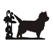 cairn terrier glassware gifts