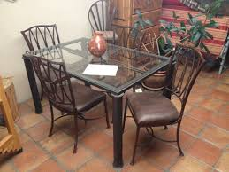 Wrought Iron Kitchen Table Iron Dining Room Chairs U2013 Martaweb