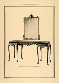 Bedroom Furniture Grand Rapids Mi by 1919 Ad Royal Furniture Dressing Table U0026 Mirror Grand Rapids