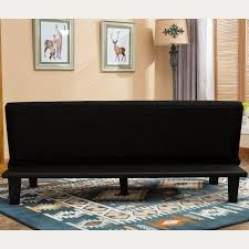 Microfiber Futon Couch Futon Sofa Sleeper Roselawnlutheran