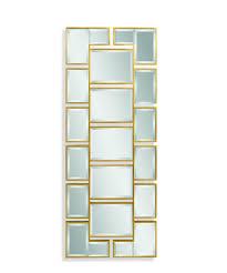bassett mirror company m3352b geometrix wall mirror capitol