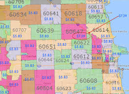 Map Of Phoenix Zip Codes by Directv U0027s Regional Sports Fees Make No Sense You May Be Paying