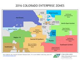 Map Of Counties In Colorado by Enterprise Zone Phillips County Economic Development
