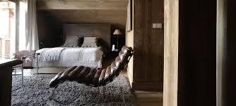 chambre chalet luxe chalet petit coeur méribel chalet luxe méribel à louer location