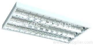 Fluorescent Outdoor Light 8 Foot Fluorescent Outdoor Light Fixture 77655 Loffel Co