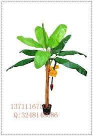 mini banana tree china mini manufacture artificial banana tree bonsai artificial