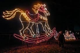 nay aug park christmas lights lighting up the holiday news triboro banner