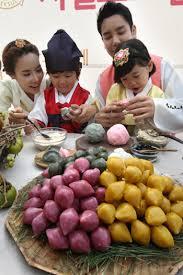 chuseok 추석 korean thanksgiving day korea travel information