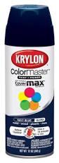 amazon com krylon 51907 navy blue interior and exterior decorator