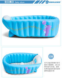 Baby Foldable Bathtub Pvc Inflatable Baby Bathtub Folding Bathtub For Baby Swimming Pool