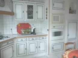 repeindre meuble cuisine rustique meuble cuisine rustique simple gallery of quelle peinture pour