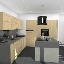 cuisine beige et gris impressionnant cuisine beige et gris avec cuisine rustique en bois