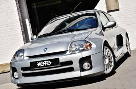 renault clio v6 a beautiful 2002 renault clio v6 is up for sale vehiclejar blog