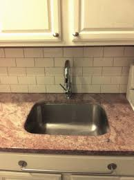 Subway Tile Backsplash In Kitchen Facebook
