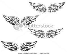best 25 small angel wing tattoos ideas on pinterest wing