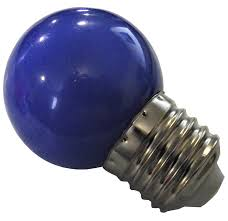 Led Blue Light Bulb by Amazon Com Led Blue 1 Watt Brooder Light Attraction Bulb For Baby