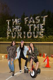 kourtney kardashian throws her sons a fast and the furious