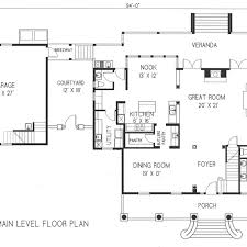 large family floor plans for the large family 44040td architectural designs big house