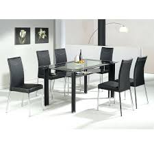 cheap glass dining room sets dining set leather chairs cheap heartlands glass dining table set 4