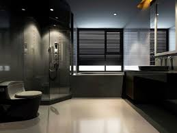 Black Modern Bathroom Bathroom Modern Luxury Bathroom Design Black Bathrooms Ideas