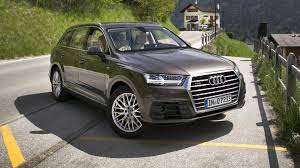first audi 2016 audi q7 first drive review