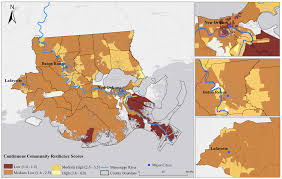 United States Mississippi River Map by Water Free Full Text Assessing Community Resilience To Coastal