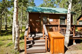 1 Room House by Cabins And Accommodations Convict Lake Resort