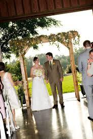 wedding arches to build diy attempt wedding arbor