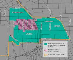 Seattle District Map by International District Rezone Delayed Until Non English Speakers