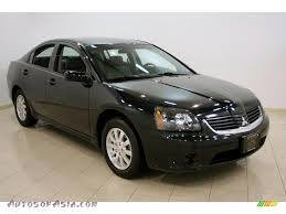 black mitsubishi galant 2008 mitsubishi galant es in kalapana black 009836 autos of
