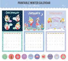 kids calendar templates calendar template 2017