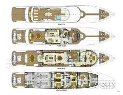 yacht floor plans superyacht amarula sun layout jpg 1925 1488 yachts