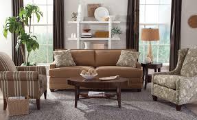 decorating beautiful living room design using craftmaster