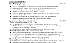 functional resume layout resume awesome resume example for customer service functional