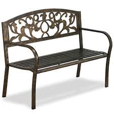 Outdoor Garden Bench Garden Bench Outdoor Benches Ebay