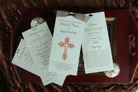 Make Wedding Programs Ways To Make Your Wedding Programs More U201cyou U201d U2013 Wiregrass Weddings