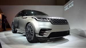 range rover interior 2017 range rover velar 2017 interior exterior first look youtube