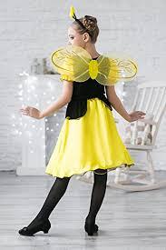 Mayan Halloween Costume Girls U0027 Royal Honey Bee Maya Bumble Bee Wasp Dress U0026 Role Play