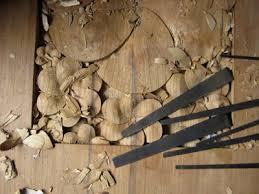 modern wood carving gede kresna architect bali modern wood carving