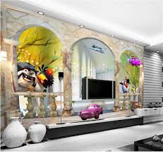 Custom Kids Room by Online Get Cheap Animated Car Wallpapers Aliexpress Com Alibaba