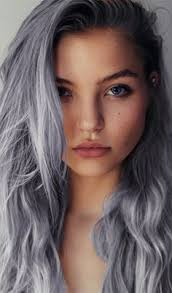 hair 2015 color how rad is this purple gray color beauty from brit co
