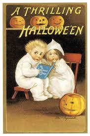 111 best vintage halloween images on pinterest