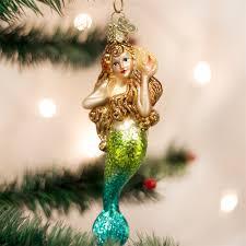 mermaid ornament whale s tale splash gallery