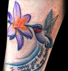 35 cool hummingbird tattoos slodive