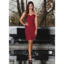burgundy dress for wedding guest sweetheart burgundy chiffon knee length wedding guest dress b1da0052