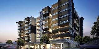 Interesting Apartment Building Exterior Design Ideas Throughout - Apartment exterior design